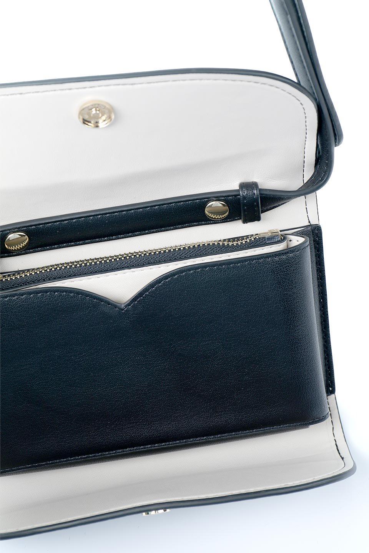 meliebiancoのCleo(Black)2Way・ミニショルダーバッグ/海外ファッション好きにオススメのインポートバッグとかばん、MelieBianco(メリービアンコ)のバッグやショルダーバッグ。スマホ+αでのお出かけにピッタリサイズのショルダーバッグ。キャッシュレスを使いこなす方には嬉しいミニサイズのバッグです。/main-12