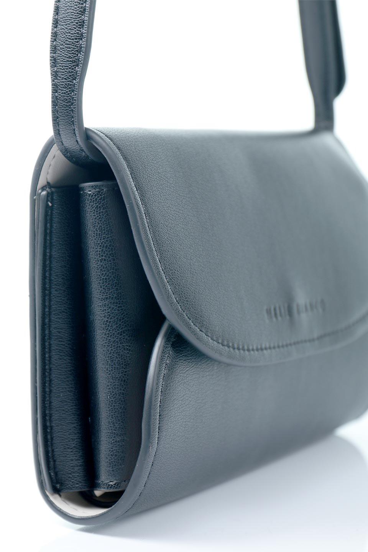meliebiancoのCleo(Black)2Way・ミニショルダーバッグ/海外ファッション好きにオススメのインポートバッグとかばん、MelieBianco(メリービアンコ)のバッグやショルダーバッグ。スマホ+αでのお出かけにピッタリサイズのショルダーバッグ。キャッシュレスを使いこなす方には嬉しいミニサイズのバッグです。/main-8