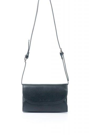 海外ファッションや大人カジュアルのためのインポートバッグ、かばんmelie bianco(メリービアンコ)のCleo (Black) 2Way・ミニショルダーバッグ