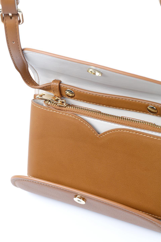 meliebiancoのCleo(Saddle)2Way・ミニショルダーバッグ/海外ファッション好きにオススメのインポートバッグとかばん、MelieBianco(メリービアンコ)のバッグやショルダーバッグ。スマホ+αでのお出かけにピッタリサイズのショルダーバッグ。キャッシュレスを使いこなす方には嬉しいミニサイズのバッグです。/main-10