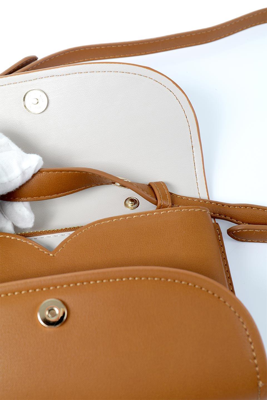 meliebiancoのCleo(Saddle)2Way・ミニショルダーバッグ/海外ファッション好きにオススメのインポートバッグとかばん、MelieBianco(メリービアンコ)のバッグやショルダーバッグ。スマホ+αでのお出かけにピッタリサイズのショルダーバッグ。キャッシュレスを使いこなす方には嬉しいミニサイズのバッグです。/main-12