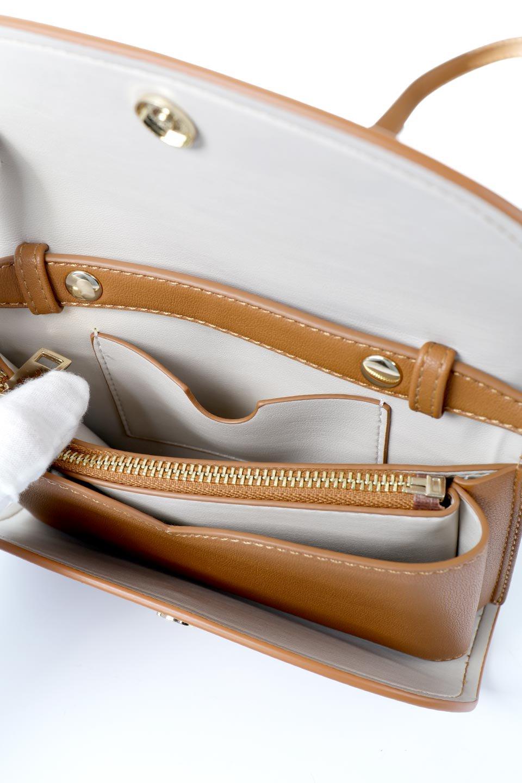 meliebiancoのCleo(Saddle)2Way・ミニショルダーバッグ/海外ファッション好きにオススメのインポートバッグとかばん、MelieBianco(メリービアンコ)のバッグやショルダーバッグ。スマホ+αでのお出かけにピッタリサイズのショルダーバッグ。キャッシュレスを使いこなす方には嬉しいミニサイズのバッグです。/main-15