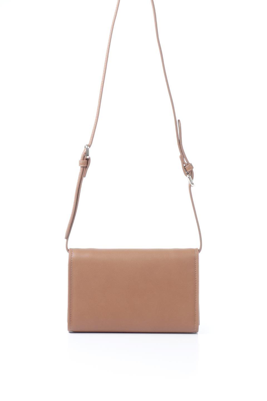 meliebiancoのCleo(Saddle)2Way・ミニショルダーバッグ/海外ファッション好きにオススメのインポートバッグとかばん、MelieBianco(メリービアンコ)のバッグやショルダーバッグ。スマホ+αでのお出かけにピッタリサイズのショルダーバッグ。キャッシュレスを使いこなす方には嬉しいミニサイズのバッグです。/main-4