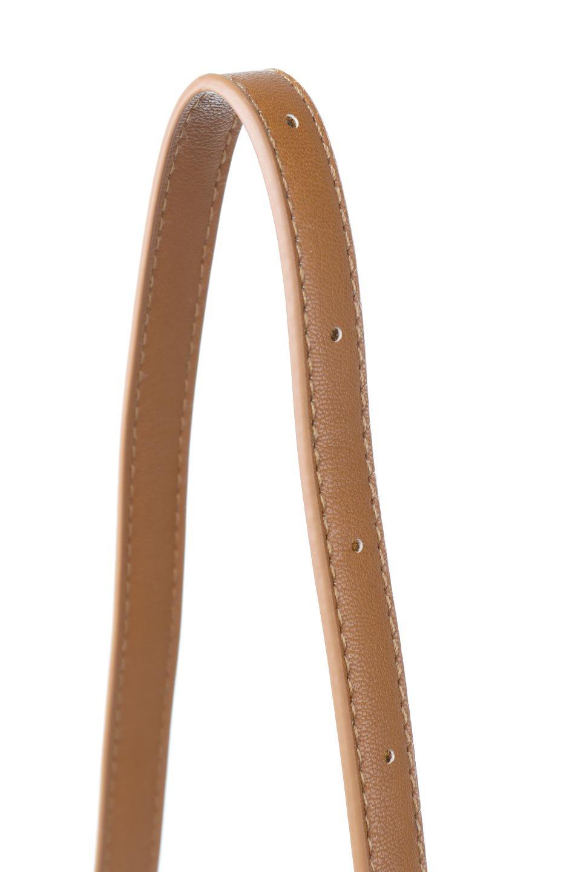 meliebiancoのCleo(Saddle)2Way・ミニショルダーバッグ/海外ファッション好きにオススメのインポートバッグとかばん、MelieBianco(メリービアンコ)のバッグやショルダーバッグ。スマホ+αでのお出かけにピッタリサイズのショルダーバッグ。キャッシュレスを使いこなす方には嬉しいミニサイズのバッグです。/main-5