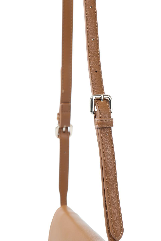 meliebiancoのCleo(Saddle)2Way・ミニショルダーバッグ/海外ファッション好きにオススメのインポートバッグとかばん、MelieBianco(メリービアンコ)のバッグやショルダーバッグ。スマホ+αでのお出かけにピッタリサイズのショルダーバッグ。キャッシュレスを使いこなす方には嬉しいミニサイズのバッグです。/main-6