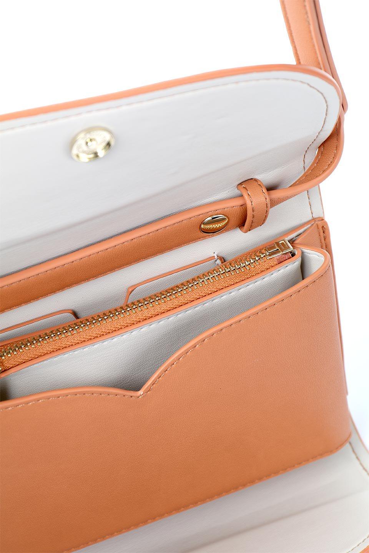 meliebiancoのCleo(Peach)2Way・ミニショルダーバッグ/海外ファッション好きにオススメのインポートバッグとかばん、MelieBianco(メリービアンコ)のバッグやショルダーバッグ。スマホ+αでのお出かけにピッタリサイズのショルダーバッグ。キャッシュレスを使いこなす方には嬉しいミニサイズのバッグです。/main-10