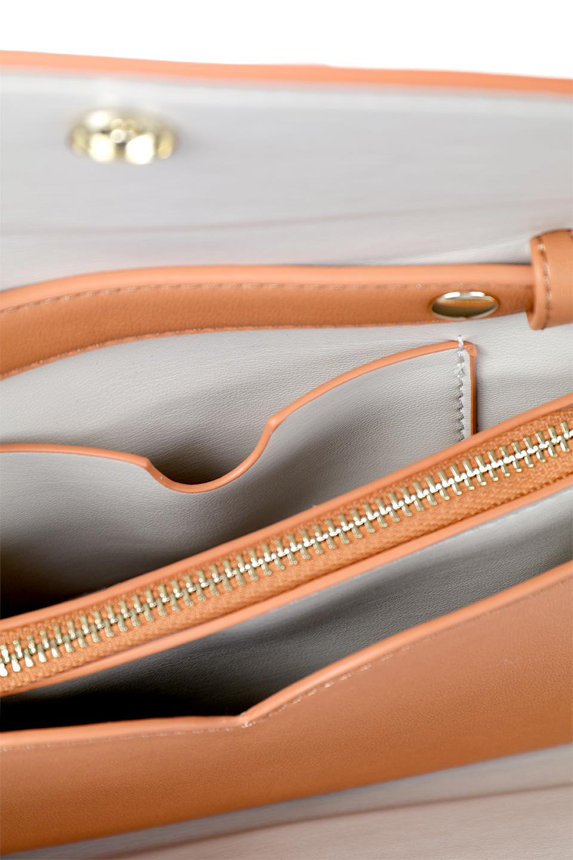 meliebiancoのCleo(Peach)2Way・ミニショルダーバッグ/海外ファッション好きにオススメのインポートバッグとかばん、MelieBianco(メリービアンコ)のバッグやショルダーバッグ。スマホ+αでのお出かけにピッタリサイズのショルダーバッグ。キャッシュレスを使いこなす方には嬉しいミニサイズのバッグです。/main-11