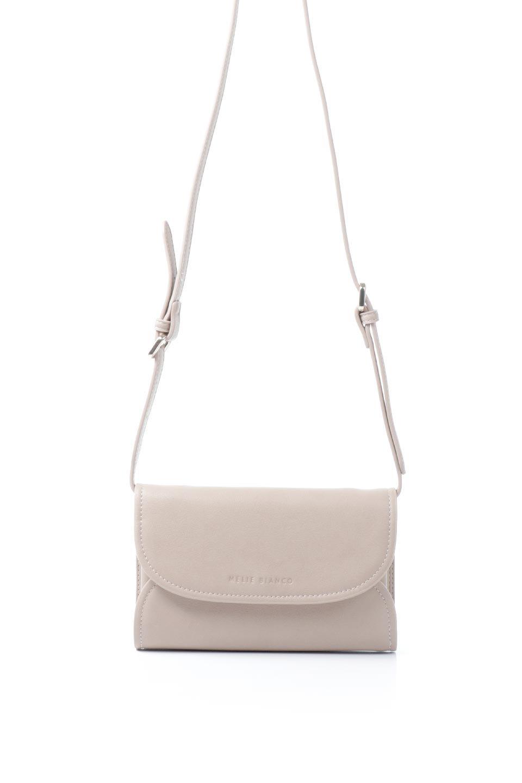 meliebiancoのCleo(Nude)2Way・ミニショルダーバッグ/海外ファッション好きにオススメのインポートバッグとかばん、MelieBianco(メリービアンコ)のバッグやショルダーバッグ。スマホ+αでのお出かけにピッタリサイズのショルダーバッグ。キャッシュレスを使いこなす方には嬉しいミニサイズのバッグです。