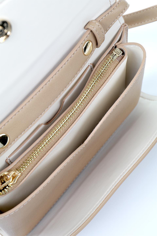 meliebiancoのCleo(Nude)2Way・ミニショルダーバッグ/海外ファッション好きにオススメのインポートバッグとかばん、MelieBianco(メリービアンコ)のバッグやショルダーバッグ。スマホ+αでのお出かけにピッタリサイズのショルダーバッグ。キャッシュレスを使いこなす方には嬉しいミニサイズのバッグです。/main-14