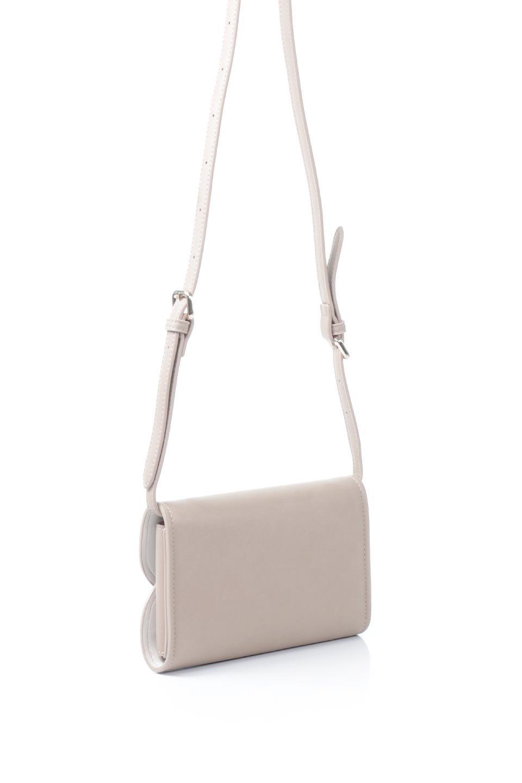 meliebiancoのCleo(Nude)2Way・ミニショルダーバッグ/海外ファッション好きにオススメのインポートバッグとかばん、MelieBianco(メリービアンコ)のバッグやショルダーバッグ。スマホ+αでのお出かけにピッタリサイズのショルダーバッグ。キャッシュレスを使いこなす方には嬉しいミニサイズのバッグです。/main-3