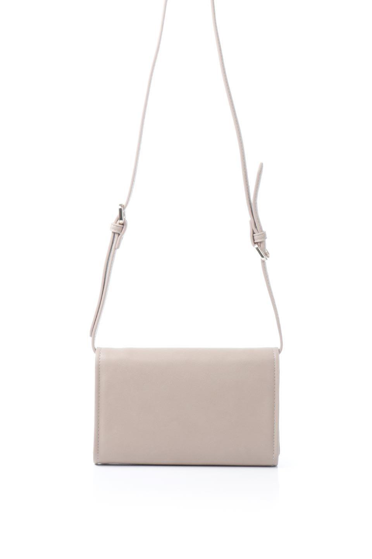 meliebiancoのCleo(Nude)2Way・ミニショルダーバッグ/海外ファッション好きにオススメのインポートバッグとかばん、MelieBianco(メリービアンコ)のバッグやショルダーバッグ。スマホ+αでのお出かけにピッタリサイズのショルダーバッグ。キャッシュレスを使いこなす方には嬉しいミニサイズのバッグです。/main-4