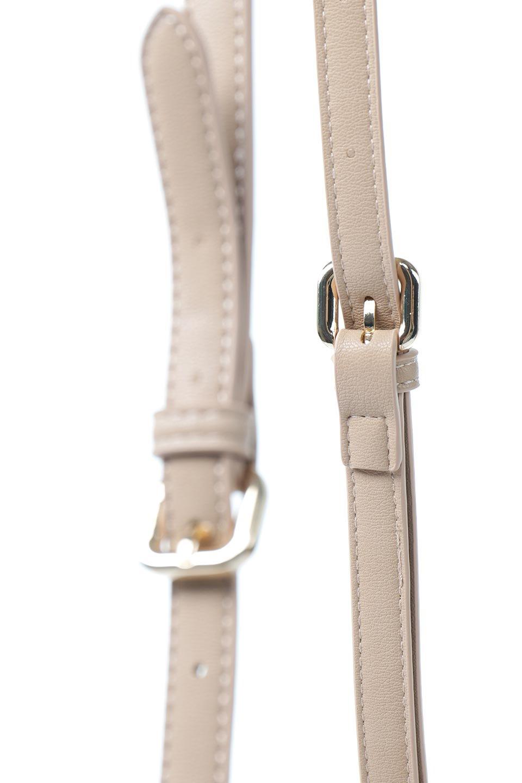 meliebiancoのCleo(Nude)2Way・ミニショルダーバッグ/海外ファッション好きにオススメのインポートバッグとかばん、MelieBianco(メリービアンコ)のバッグやショルダーバッグ。スマホ+αでのお出かけにピッタリサイズのショルダーバッグ。キャッシュレスを使いこなす方には嬉しいミニサイズのバッグです。/main-6