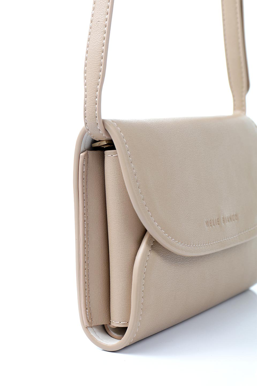 meliebiancoのCleo(Nude)2Way・ミニショルダーバッグ/海外ファッション好きにオススメのインポートバッグとかばん、MelieBianco(メリービアンコ)のバッグやショルダーバッグ。スマホ+αでのお出かけにピッタリサイズのショルダーバッグ。キャッシュレスを使いこなす方には嬉しいミニサイズのバッグです。/main-8