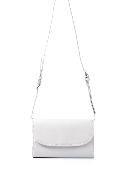 meliebiancoのCleo(Bone)2Way・ミニショルダーバッグ/海外ファッション好きにオススメのインポートバッグとかばん、MelieBianco(メリービアンコ)のバッグやショルダーバッグ。スマホ+αでのお出かけにピッタリサイズのショルダーバッグ。キャッシュレスを使いこなす方には嬉しいミニサイズのバッグです。
