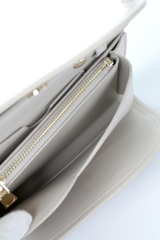 meliebiancoのCleo(Bone)2Way・ミニショルダーバッグ/海外ファッション好きにオススメのインポートバッグとかばん、MelieBianco(メリービアンコ)のバッグやショルダーバッグ。スマホ+αでのお出かけにピッタリサイズのショルダーバッグ。キャッシュレスを使いこなす方には嬉しいミニサイズのバッグです。/main-11