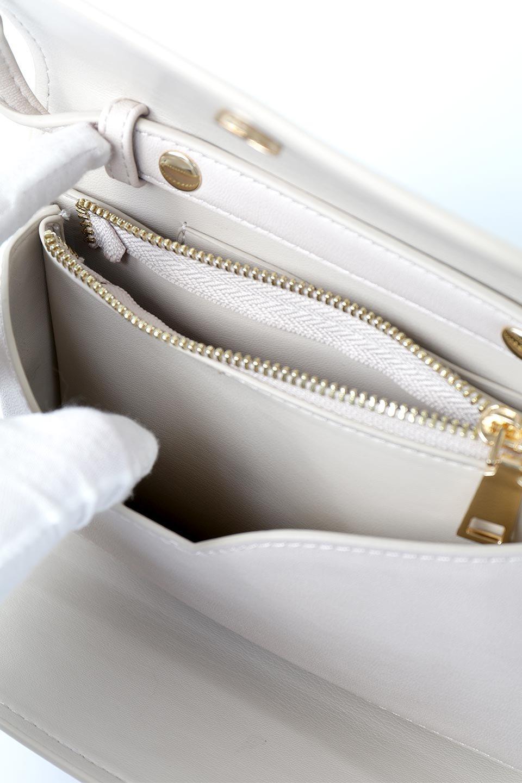 meliebiancoのCleo(Bone)2Way・ミニショルダーバッグ/海外ファッション好きにオススメのインポートバッグとかばん、MelieBianco(メリービアンコ)のバッグやショルダーバッグ。スマホ+αでのお出かけにピッタリサイズのショルダーバッグ。キャッシュレスを使いこなす方には嬉しいミニサイズのバッグです。/main-12