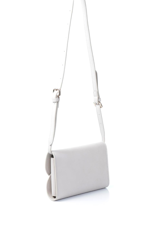meliebiancoのCleo(Bone)2Way・ミニショルダーバッグ/海外ファッション好きにオススメのインポートバッグとかばん、MelieBianco(メリービアンコ)のバッグやショルダーバッグ。スマホ+αでのお出かけにピッタリサイズのショルダーバッグ。キャッシュレスを使いこなす方には嬉しいミニサイズのバッグです。/main-3