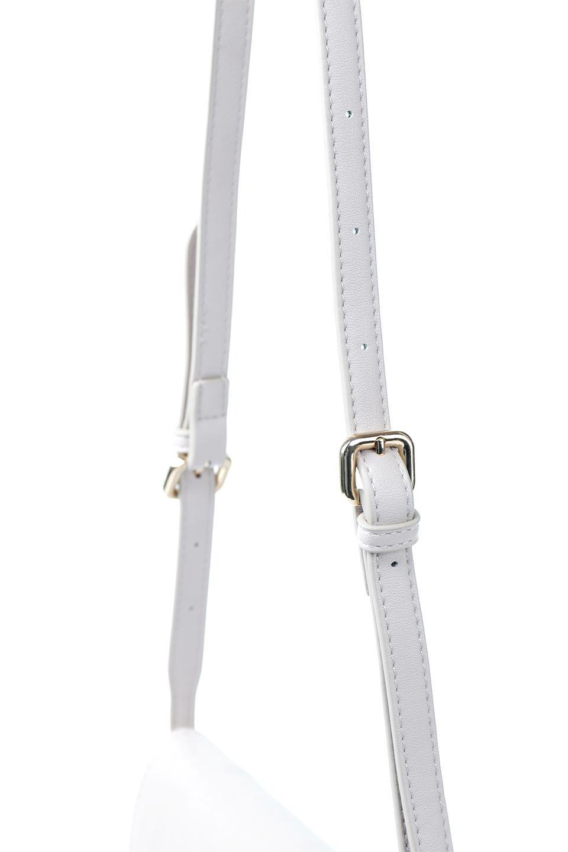 meliebiancoのCleo(Bone)2Way・ミニショルダーバッグ/海外ファッション好きにオススメのインポートバッグとかばん、MelieBianco(メリービアンコ)のバッグやショルダーバッグ。スマホ+αでのお出かけにピッタリサイズのショルダーバッグ。キャッシュレスを使いこなす方には嬉しいミニサイズのバッグです。/main-6