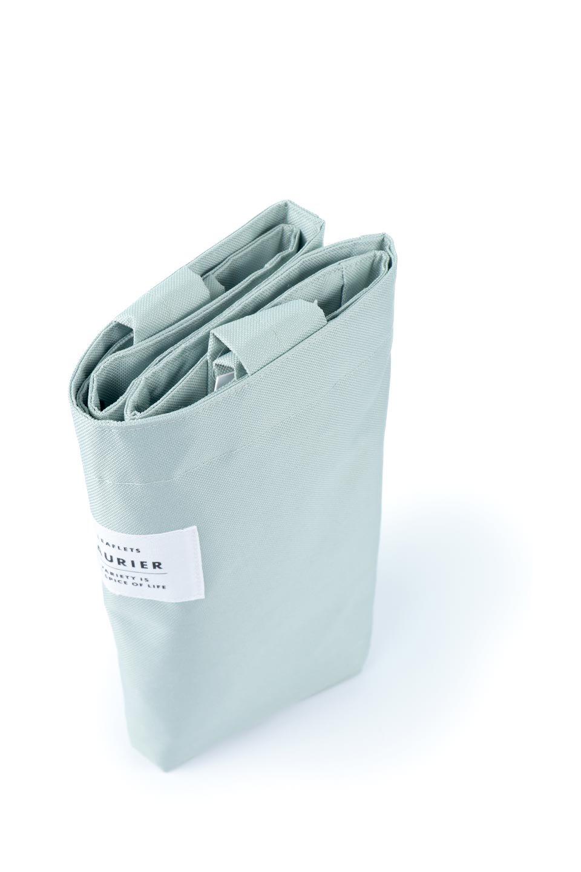 FoldingShoppingCoolerBasket(SmokeGreen)保冷保温・折りたたみレジカゴエコバッグ(スモークグリーン)大人カジュアルに最適な海外ファッションのothers(その他インポートアイテム)のバッグやその他。レジカゴにジャストフィットの折りたたみエコバッグ。保温、保冷効果を高めるアルミ加工で、両サイドのポケットは保冷剤を入れて更に保冷効果を高めることができます。/main-16