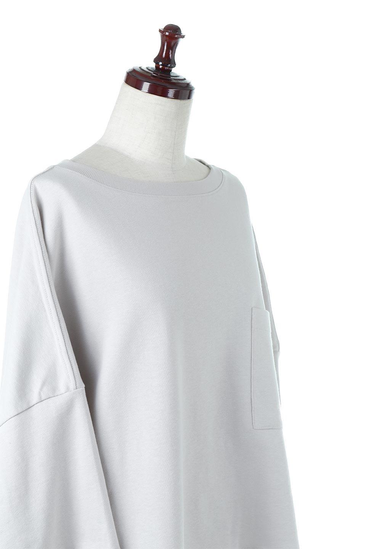 CutOffHalfSleeveBigTeeカットオフ加工・ショート丈トップス大人カジュアルに最適な海外ファッションのothers(その他インポートアイテム)のトップスやカットソー。ルーズなシルエットが魅力の5分袖カットソー。ショート丈でワイドなボックスデザインはTシャツ感覚で着るだけでこなれた雰囲気になります。/main-20