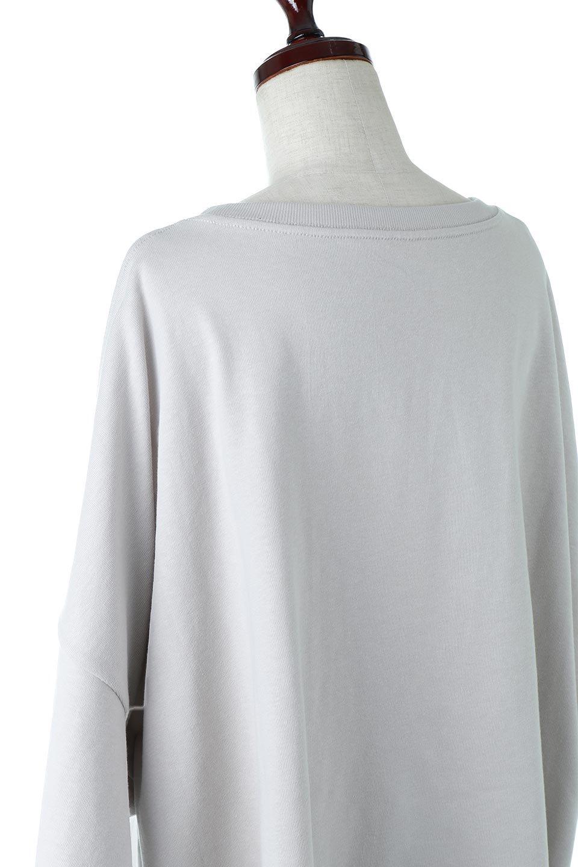 CutOffHalfSleeveBigTeeカットオフ加工・ショート丈トップス大人カジュアルに最適な海外ファッションのothers(その他インポートアイテム)のトップスやカットソー。ルーズなシルエットが魅力の5分袖カットソー。ショート丈でワイドなボックスデザインはTシャツ感覚で着るだけでこなれた雰囲気になります。/main-21