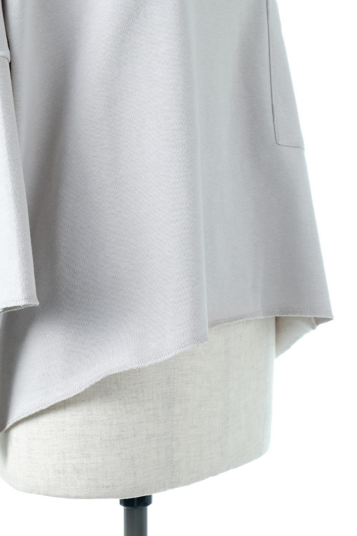 CutOffHalfSleeveBigTeeカットオフ加工・ショート丈トップス大人カジュアルに最適な海外ファッションのothers(その他インポートアイテム)のトップスやカットソー。ルーズなシルエットが魅力の5分袖カットソー。ショート丈でワイドなボックスデザインはTシャツ感覚で着るだけでこなれた雰囲気になります。/main-23