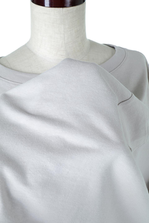 CutOffHalfSleeveBigTeeカットオフ加工・ショート丈トップス大人カジュアルに最適な海外ファッションのothers(その他インポートアイテム)のトップスやカットソー。ルーズなシルエットが魅力の5分袖カットソー。ショート丈でワイドなボックスデザインはTシャツ感覚で着るだけでこなれた雰囲気になります。/main-28