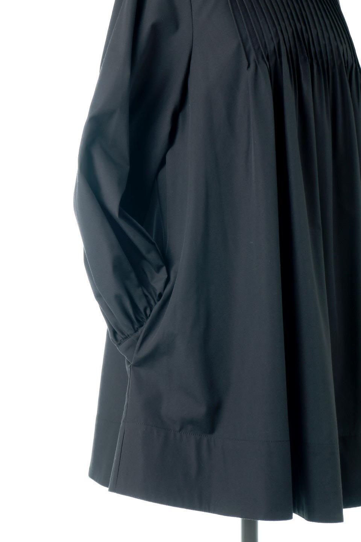 2WayPinTuckFlareBlouse2Way・ピンタックブラウス大人カジュアルに最適な海外ファッションのothers(その他インポートアイテム)のトップスやシャツ・ブラウス。可愛さ要素たっぷりの前後で着れる程よい丈感のシャツブラウス。裾に重みを持たせたフレアー感がとてもチャーミングなアイテムです。/main-10