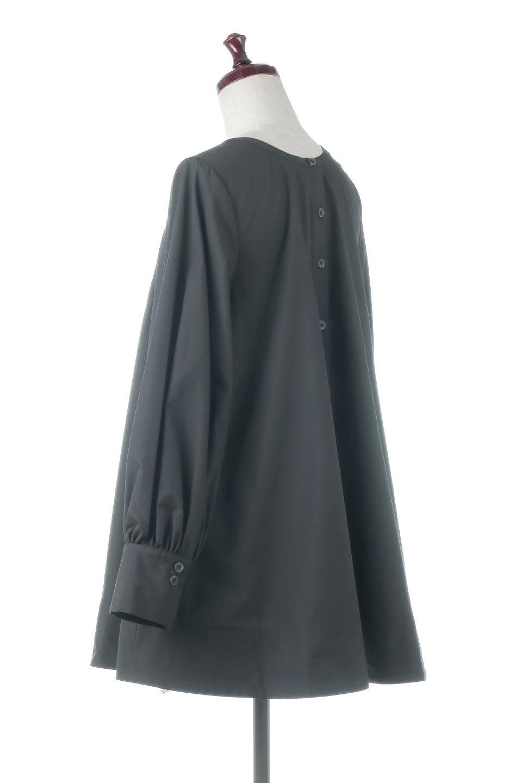 2WayPinTuckFlareBlouse2Way・ピンタックブラウス大人カジュアルに最適な海外ファッションのothers(その他インポートアイテム)のトップスやシャツ・ブラウス。可愛さ要素たっぷりの前後で着れる程よい丈感のシャツブラウス。裾に重みを持たせたフレアー感がとてもチャーミングなアイテムです。/main-3