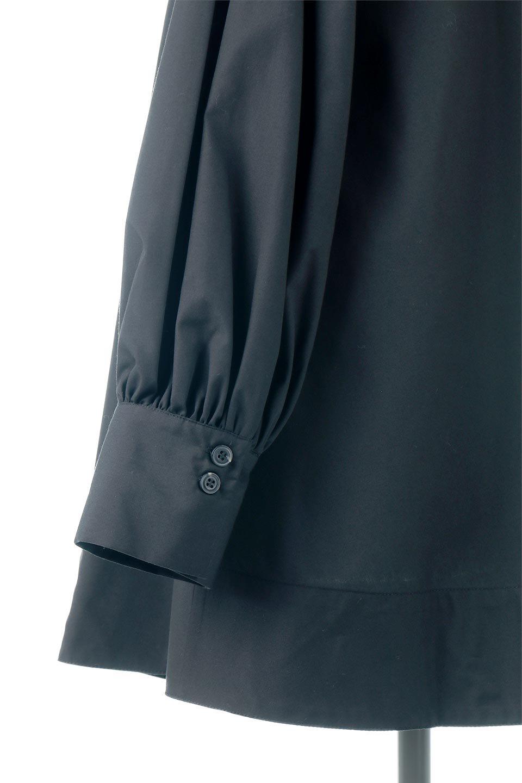 2WayPinTuckFlareBlouse2Way・ピンタックブラウス大人カジュアルに最適な海外ファッションのothers(その他インポートアイテム)のトップスやシャツ・ブラウス。可愛さ要素たっぷりの前後で着れる程よい丈感のシャツブラウス。裾に重みを持たせたフレアー感がとてもチャーミングなアイテムです。/main-9