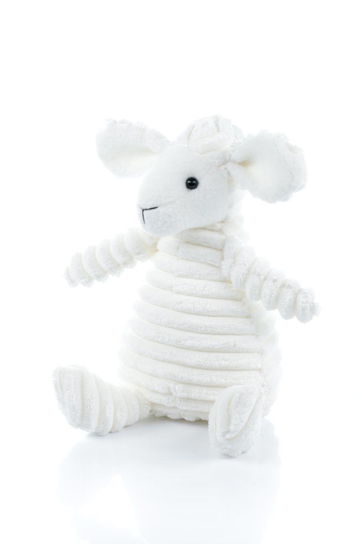 SoftSheepDogToyモコモコ羊の犬用おもちゃ大人カジュアルに最適な海外ファッションのothers(その他インポートアイテム)のドッググッズやその他。モコモコでソフトな噛み心地の犬用おもちゃ。ワンちゃんが咥えた姿は思わずパシャリとしたくなる可愛さです。