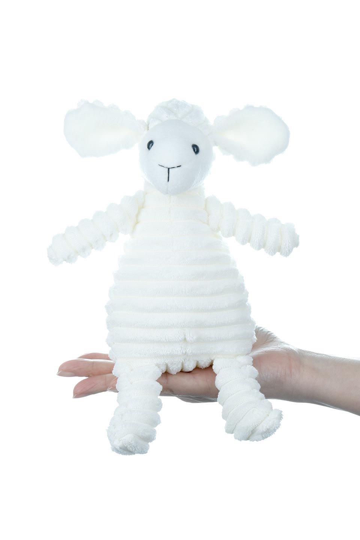 SoftSheepDogToyモコモコ羊の犬用おもちゃ大人カジュアルに最適な海外ファッションのothers(その他インポートアイテム)のドッググッズやその他。モコモコでソフトな噛み心地の犬用おもちゃ。ワンちゃんが咥えた姿は思わずパシャリとしたくなる可愛さです。/main-11