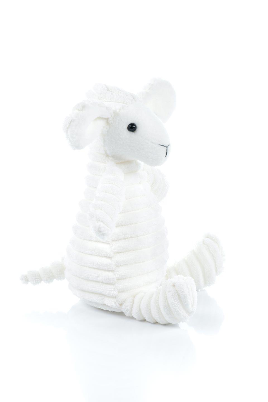 SoftSheepDogToyモコモコ羊の犬用おもちゃ大人カジュアルに最適な海外ファッションのothers(その他インポートアイテム)のドッググッズやその他。モコモコでソフトな噛み心地の犬用おもちゃ。ワンちゃんが咥えた姿は思わずパシャリとしたくなる可愛さです。/main-4