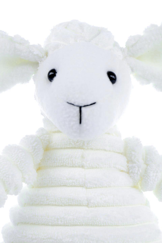 SoftSheepDogToyモコモコ羊の犬用おもちゃ大人カジュアルに最適な海外ファッションのothers(その他インポートアイテム)のドッググッズやその他。モコモコでソフトな噛み心地の犬用おもちゃ。ワンちゃんが咥えた姿は思わずパシャリとしたくなる可愛さです。/main-5