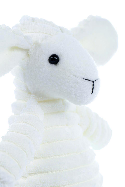 SoftSheepDogToyモコモコ羊の犬用おもちゃ大人カジュアルに最適な海外ファッションのothers(その他インポートアイテム)のドッググッズやその他。モコモコでソフトな噛み心地の犬用おもちゃ。ワンちゃんが咥えた姿は思わずパシャリとしたくなる可愛さです。/main-6