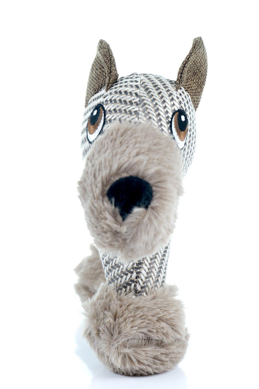 PlushDonkeyDogToyヘリンボーンのロバ・犬用オモチャ大人カジュアルに最適な海外ファッションのothers(その他インポートアイテム)のドッググッズやその他。ヘリンボーン柄が可愛い犬用オモチャ。デフォルメしたデザインとシックなカラーが何となくオシャレなロバさんです。/main-7