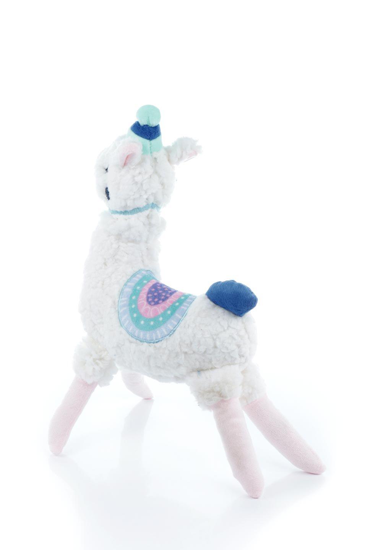 PlushAlpacaDogToy白いアルパカ・犬用オモチャ大人カジュアルに最適な海外ファッションのothers(その他インポートアイテム)のドッググッズやその他。優しそうな表情が可愛いアルパカの犬用オモチャ。ワンちゃんのおもちゃ箱から首を出している姿も可愛いぬいぐるみです。/main-1