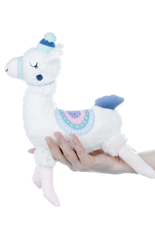 PlushAlpacaDogToy白いアルパカ・犬用オモチャ大人カジュアルに最適な海外ファッションのothers(その他インポートアイテム)のドッググッズやその他。優しそうな表情が可愛いアルパカの犬用オモチャ。ワンちゃんのおもちゃ箱から首を出している姿も可愛いぬいぐるみです。/main-11