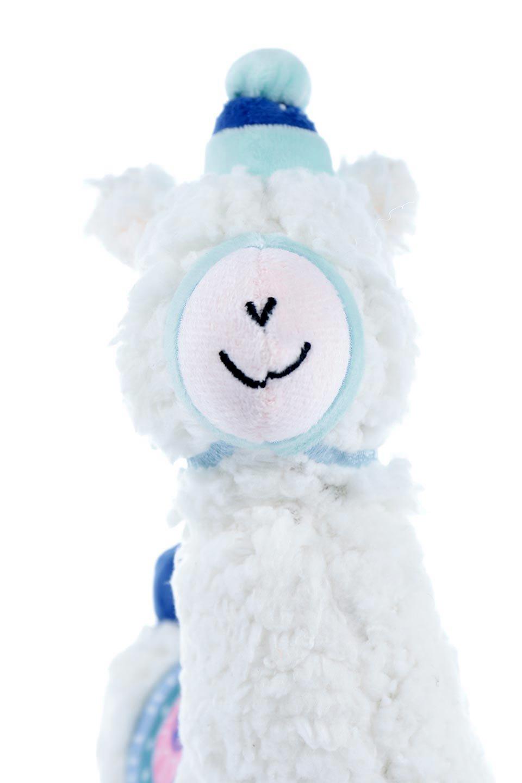PlushAlpacaDogToy白いアルパカ・犬用オモチャ大人カジュアルに最適な海外ファッションのothers(その他インポートアイテム)のドッググッズやその他。優しそうな表情が可愛いアルパカの犬用オモチャ。ワンちゃんのおもちゃ箱から首を出している姿も可愛いぬいぐるみです。/main-5