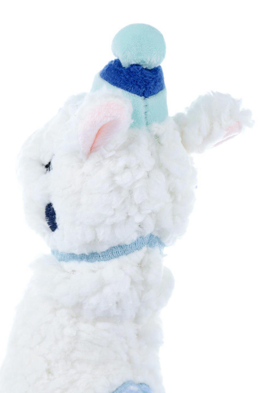 PlushAlpacaDogToy白いアルパカ・犬用オモチャ大人カジュアルに最適な海外ファッションのothers(その他インポートアイテム)のドッググッズやその他。優しそうな表情が可愛いアルパカの犬用オモチャ。ワンちゃんのおもちゃ箱から首を出している姿も可愛いぬいぐるみです。/main-7