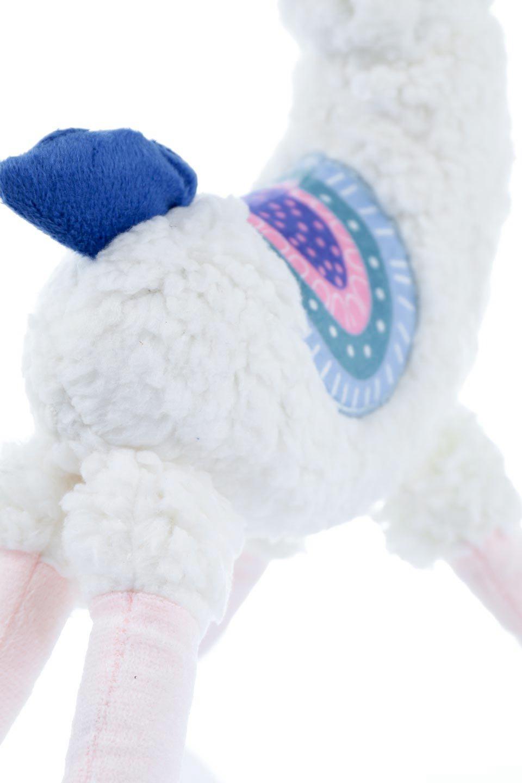 PlushAlpacaDogToy白いアルパカ・犬用オモチャ大人カジュアルに最適な海外ファッションのothers(その他インポートアイテム)のドッググッズやその他。優しそうな表情が可愛いアルパカの犬用オモチャ。ワンちゃんのおもちゃ箱から首を出している姿も可愛いぬいぐるみです。/main-8