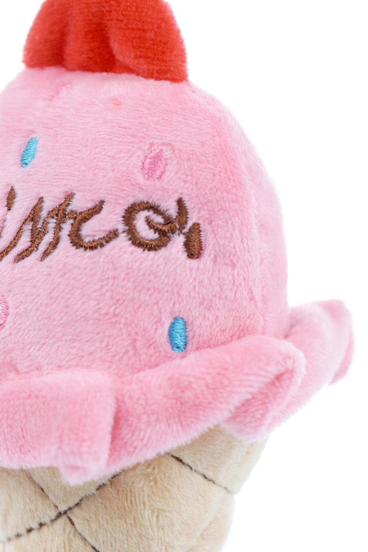 PlushIce-CreamDogToyアイスクリーム・犬用オモチャ大人カジュアルに最適な海外ファッションのothers(その他インポートアイテム)のドッググッズやその他。ワンちゃんも喜ぶアイスクリームのぬいぐるみのオモチャ。ふわふわアイスクリームの下についたコットンロープは噛み噛みすれば歯垢も取れて一石二鳥です。/main-7