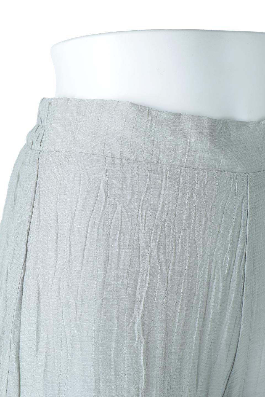 WrinklePoplinWideLegPantsワッシャーポプリン・シワ加工パンツ大人カジュアルに最適な海外ファッションのothers(その他インポートアイテム)のボトムやパンツ。ランダムなシワ加工が涼しげな印象のワイドパンツ。薄手の生地で春夏にピッタリのアイテム。/main-16