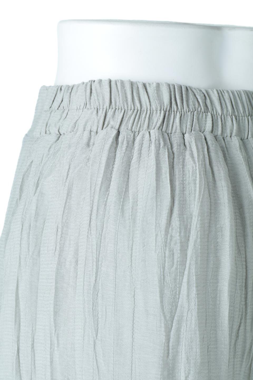 WrinklePoplinWideLegPantsワッシャーポプリン・シワ加工パンツ大人カジュアルに最適な海外ファッションのothers(その他インポートアイテム)のボトムやパンツ。ランダムなシワ加工が涼しげな印象のワイドパンツ。薄手の生地で春夏にピッタリのアイテム。/main-17