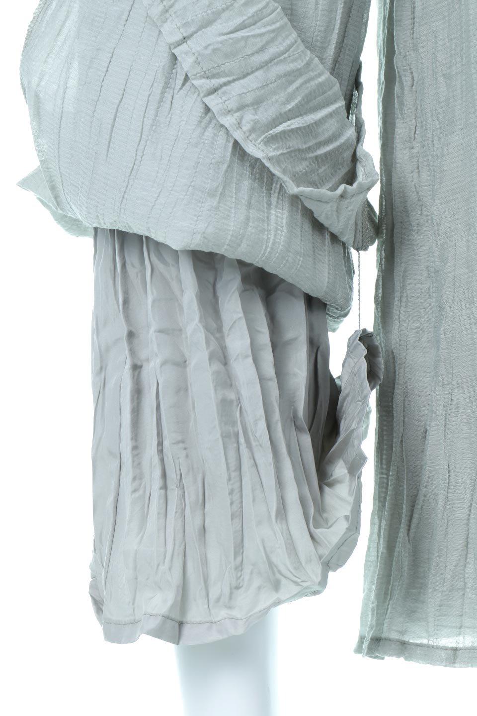 WrinklePoplinWideLegPantsワッシャーポプリン・シワ加工パンツ大人カジュアルに最適な海外ファッションのothers(その他インポートアイテム)のボトムやパンツ。ランダムなシワ加工が涼しげな印象のワイドパンツ。薄手の生地で春夏にピッタリのアイテム。/main-22