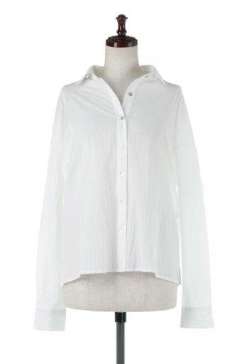 L.A.直輸入のButton Up Cotton Shirts ルーズシルエット・ボタンシャツ  / 大人カジュアルに最適な海外ファッションが得意な福島市のセレクトショップbloom