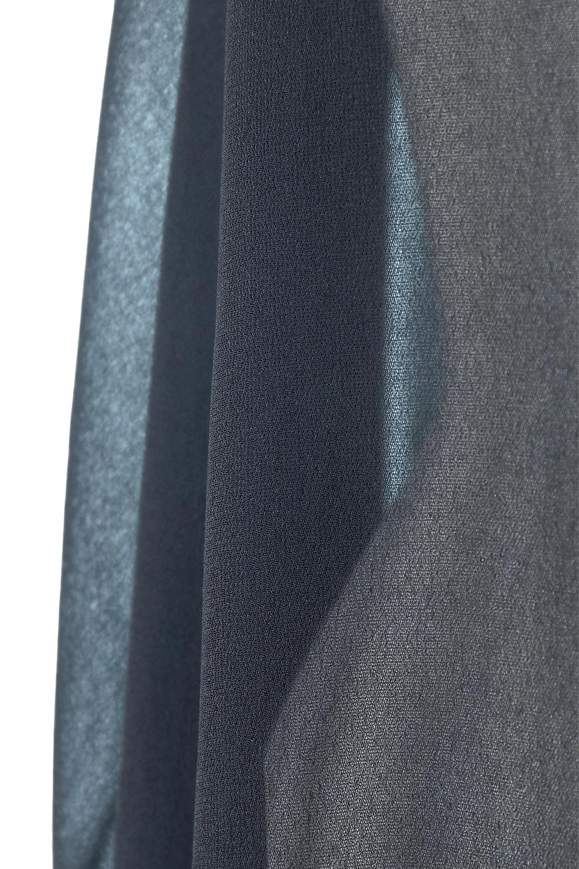 L.A.直輸入のViscoseDrapeBlouseビスコース・ドレープブラウス大人カジュアルに最適な海外ファッションのothers(その他インポートアイテム)のトップスやシャツ・ブラウス。滑らかで繊細なヴィスコースを使ったドルマンスリーブのブラウス。ドレッシーな雰囲気のある素材ですが、広めに開いたネックラインはカットオフで抜け感があります。/main-12