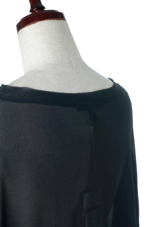L.A.直輸入のViscoseDrapeBlouseビスコース・ドレープブラウス大人カジュアルに最適な海外ファッションのothers(その他インポートアイテム)のトップスやシャツ・ブラウス。滑らかで繊細なヴィスコースを使ったドルマンスリーブのブラウス。ドレッシーな雰囲気のある素材ですが、広めに開いたネックラインはカットオフで抜け感があります。/main-7