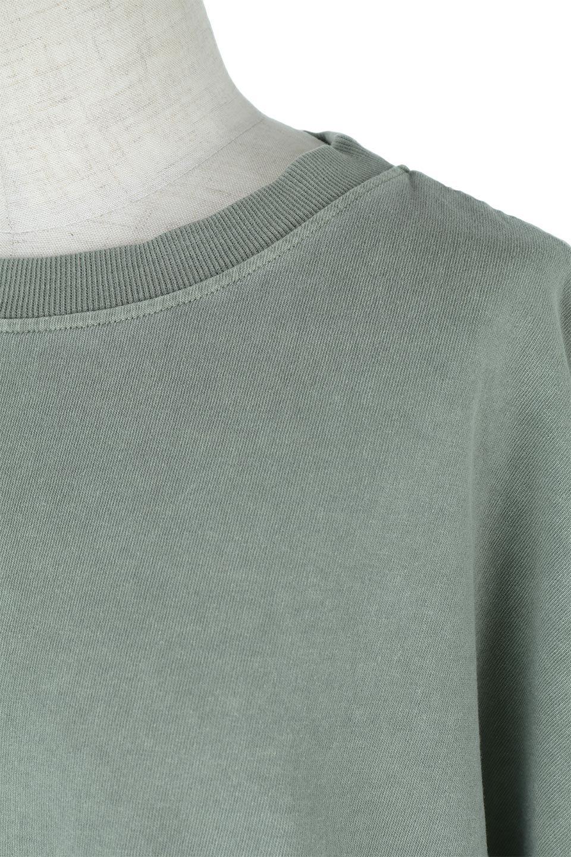 SquareStyleWashedTeeビンテージ風・フレンチスリーブTシャツ大人カジュアルに最適な海外ファッションのothers(その他インポートアイテム)のトップスやTシャツ。ビンテージ風のピグメント加工がポイントのビッグTee。フレンチスリーブで肩から腕のラインをキレイに見せてくれます。/main-32
