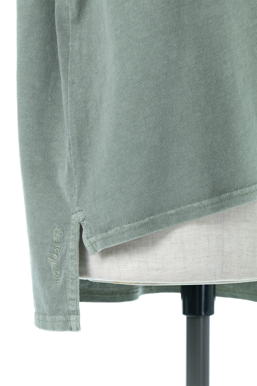 SquareStyleWashedTeeビンテージ風・フレンチスリーブTシャツ大人カジュアルに最適な海外ファッションのothers(その他インポートアイテム)のトップスやTシャツ。ビンテージ風のピグメント加工がポイントのビッグTee。フレンチスリーブで肩から腕のラインをキレイに見せてくれます。/main-34